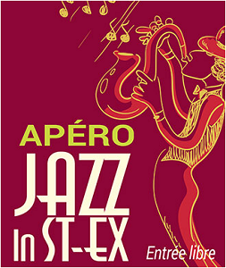 Apéro Jazz in Saint-Ex